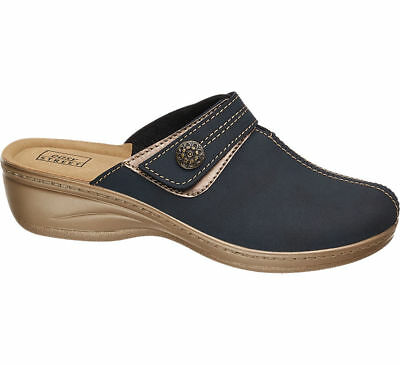 Easy Street Damen Clogs blau Neu