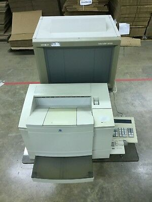 MINOLTA Microfiche MS-3000, Works-Includes Stand,EVERYTHING PICTURED IS INCLUDED