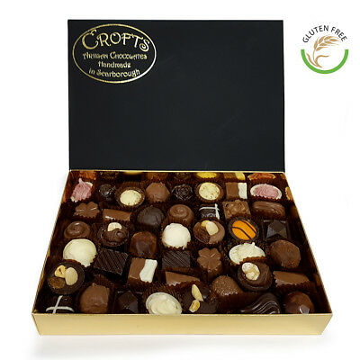 Handmade Luxury Chocolate Box (Large) Crofts Chocolate - So Scrummy