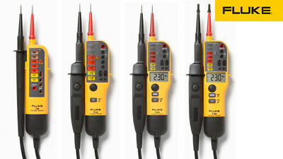 FLUKE T90 T110 T130 T150 Voltage + Continuity Testers Registered FLUKE Seller