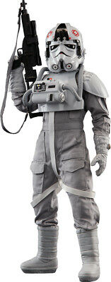 "Sideshow Exclusive Star Wars Imperial At-At Driver 12"" Sixth Scale Figure Nrfb"