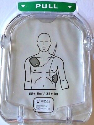 Philips HeartStart M5071A ADULT SMART PADS for Philips OnSite AED- exp 2/28/2020