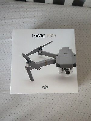 DJI Mavic Pro Drone In Grey