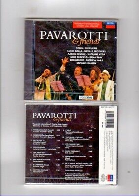 Pavarotti & Friends - Cd Nuovo Sigillato