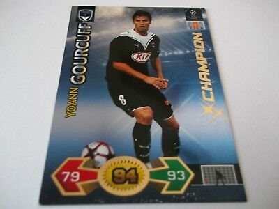 Super Strikes Champions League 09/10 - 136 - Yoann Gourcuff - CHAMPION