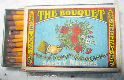 The Bouquet - Safety Matches, Made In Sweden