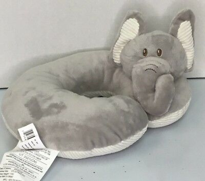 Neck Pillow Unisex Infant Baby Support Car Seat Elephant Neck Pillow Chums