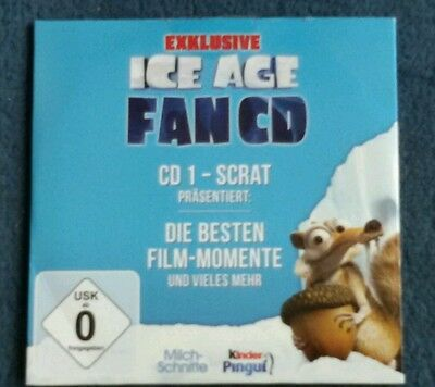 Ice Age Fan-CD (Videos, Game, Extras, CD-ROM)