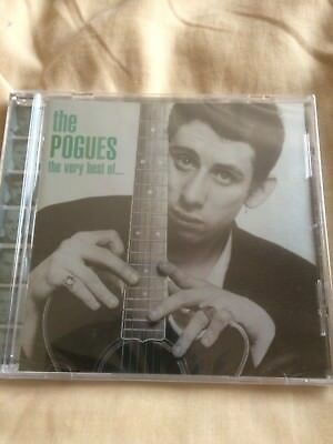 "BN The Pogues ""The very best of..."" CD"