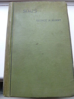 Soaps - Practical Manual of the Manufacture of Soaps . George Hurst 2nd Ed - 190