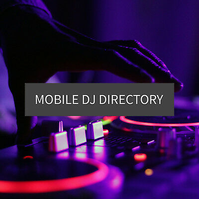 Domain Name For Sale MobileDJDirectory.com - Mobile DJ / Disco Directory Website