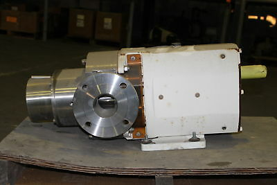 "NEW Alfa Laval Rotary Lobe Pump Type SRU4/079/LS Size 3"" x 3"" NEW"