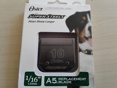 Oster Professional SuperSteels A5 Replacement Blade  (Size, 7F- 40- 4F- 10)
