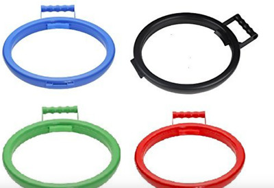 Litter Picking Hoop Holder Sacks and Bin Liners BLUE RED GREEN YELLOW