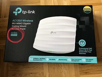 TP-Link EAP225 Business Wireless AccessPoint