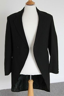 Gents Vintage Tailcoat / Formal Morning Jacket - Chest 37""