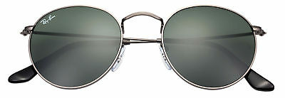 Ray-Ban RB3447 029 Round Sunglasses - Black