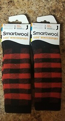 Smartwool Kids Wintersport Socks Size Large