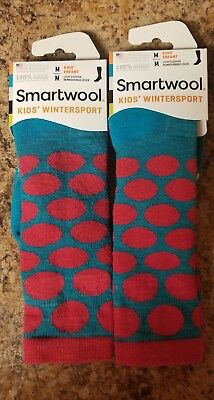 Smartwool Kids Wintersport Socks Size Medium