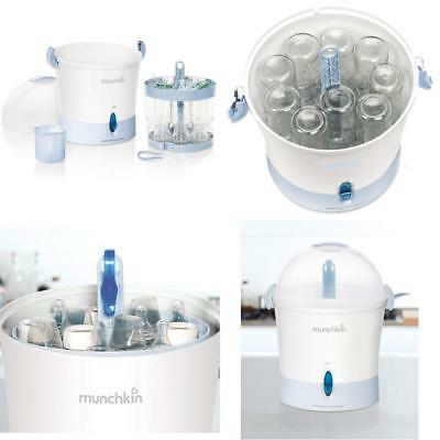 Electric Sterilizer For Baby Bottles With Automatic Shut Off Steamer And Cleaner