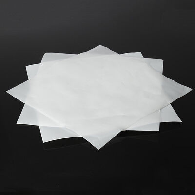 300300mm PTFE Film Sheet Plate High Temperature Resistance Sheet Plate Thickness
