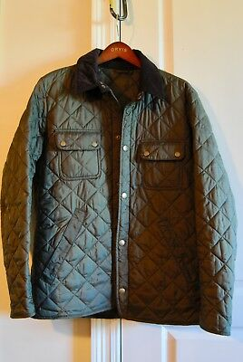 Barbour Quilted Mens Jacket Fantastic condition