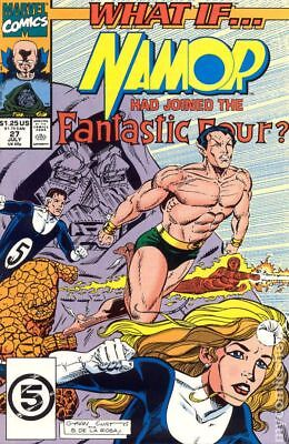 What If #27 (1991) Marvel Comics Fantastic Four