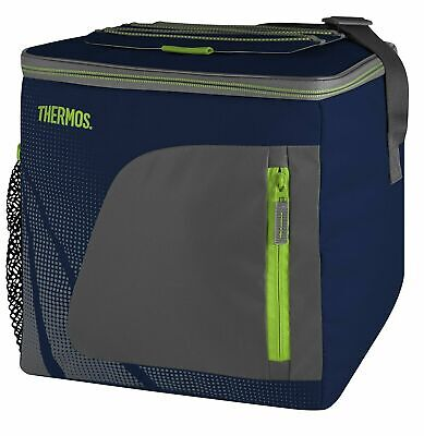 Thermos Radiance Cooler Insulated Food Drink Picnic Cool Bag 24 CAN Holder 16L
