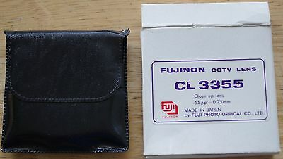 FUJINON CCTV Close-up Lens CL 3355 / Made in Japan by Fuji