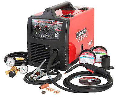 Easy Mig 180 Wire-Feed Welder