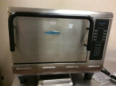 TURBOCHEF TORNADO Convection Microwave RAPID COOK OVEN 208V1PH - Free Shipping