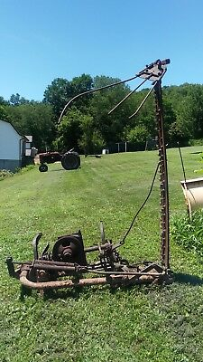 fast hitch 6 foot sickle mower
