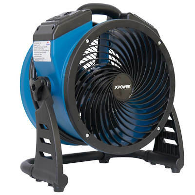 XPower P-21AR 1100-Cfm 4-Speed Stackable Industrial Axial Air Mover