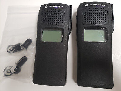 Lot of 2 Motorola XTS2500 1.5 BN Housings