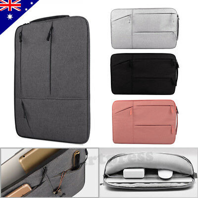 "Laptop Sleeve Case Carry Bag For Macbook Air/Pro Lenovo Dell HP ASUS 13"" 15"""