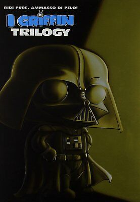 545022 Griffin (I) - Trilogy (3 Dvd) - Family Guy Presents: It's a Trap (DVD)