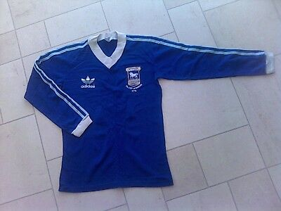 Ipswich Town Number 11 Strip From Late 1970's/early 1980's