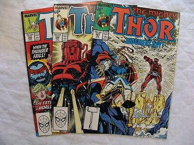 THOR 387, 388, 389  VERY FINE/MINT condition