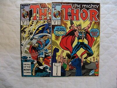 THOR 384, 386   VERY FINE condition