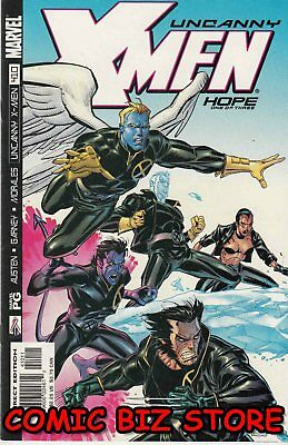 Uncanny X-Men #410 (2002) 1St Printing Bagged & Boarded Marvel