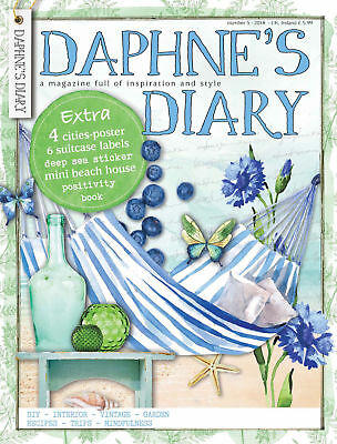 Daphne's Diary Magazine Issue 5 2018 - NEW