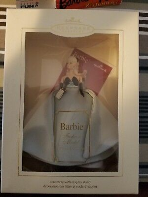 2004 Lisette Barbie Ornament