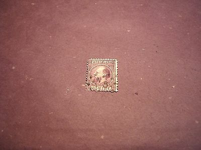Netherlands Stamp Scott# 11 King William III 1867 C277