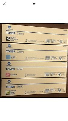 Konica Minolta Tn 713 Set