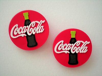 Jibbitz Croc Clog Shoe Charm Button Plug  Accessories WristBand 2 Coca Cola SP