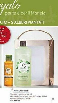 Set I l💚ve my planet vaniglia bourbon - Yves Rocher -