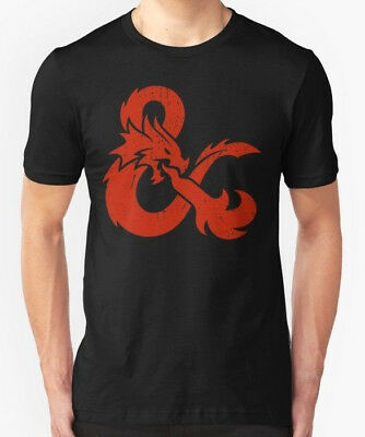 New Dungeons & Dragons Men's T-shirt size S-2XL