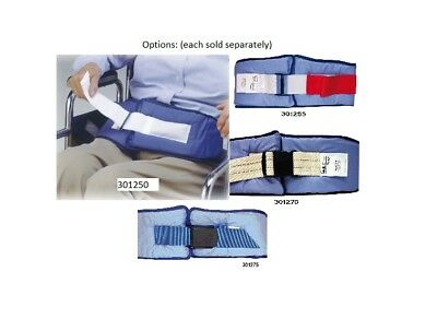 Skil-Care Resident Release Soft Belt - Wheelchair Safety # 3012X ON SALE NOW!!