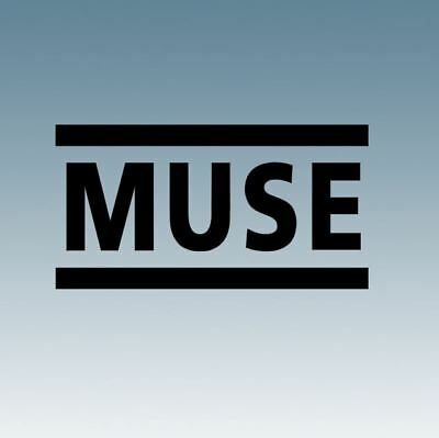 MUSE - Music Band Logo - Vinyl Decal Sticker For Cars, Laptops & Windows