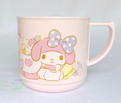 New Pattern SANRIO My Melody KAWAII BENTO Cup with Handle plastic 240ml